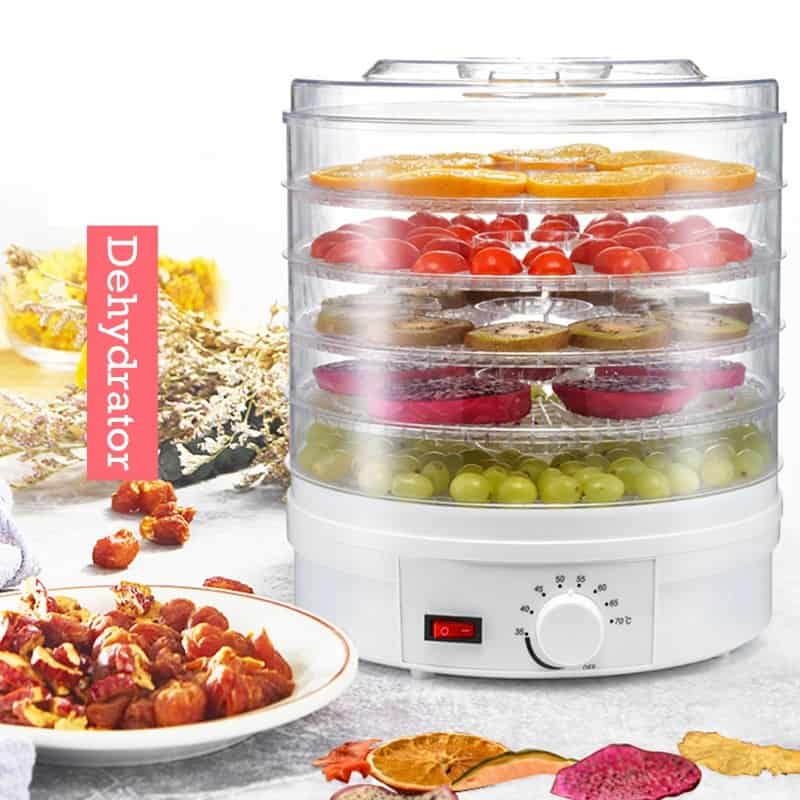 Accessible kitchen Tools: Food Dehydrator Machine